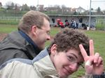 Baseball Charleville - Argancy: Argancy vs Razorbacks / Godfrin père et fils